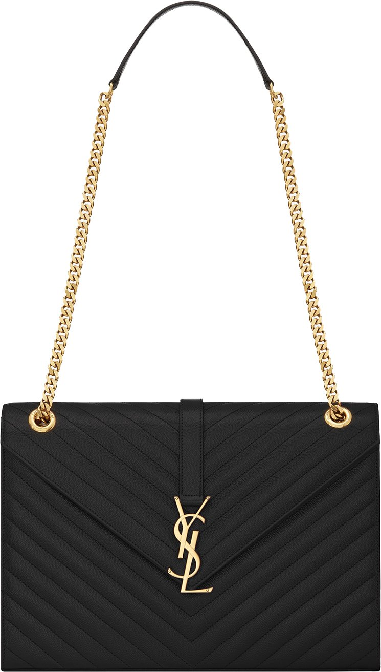 Saint-Laurent-Envelope-Chain-Bag-7