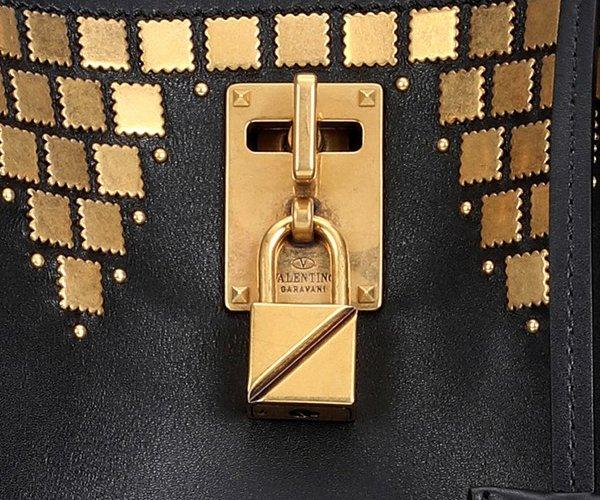 Valentino-Garavani-Gold-Studded-Joylock-Bag-2
