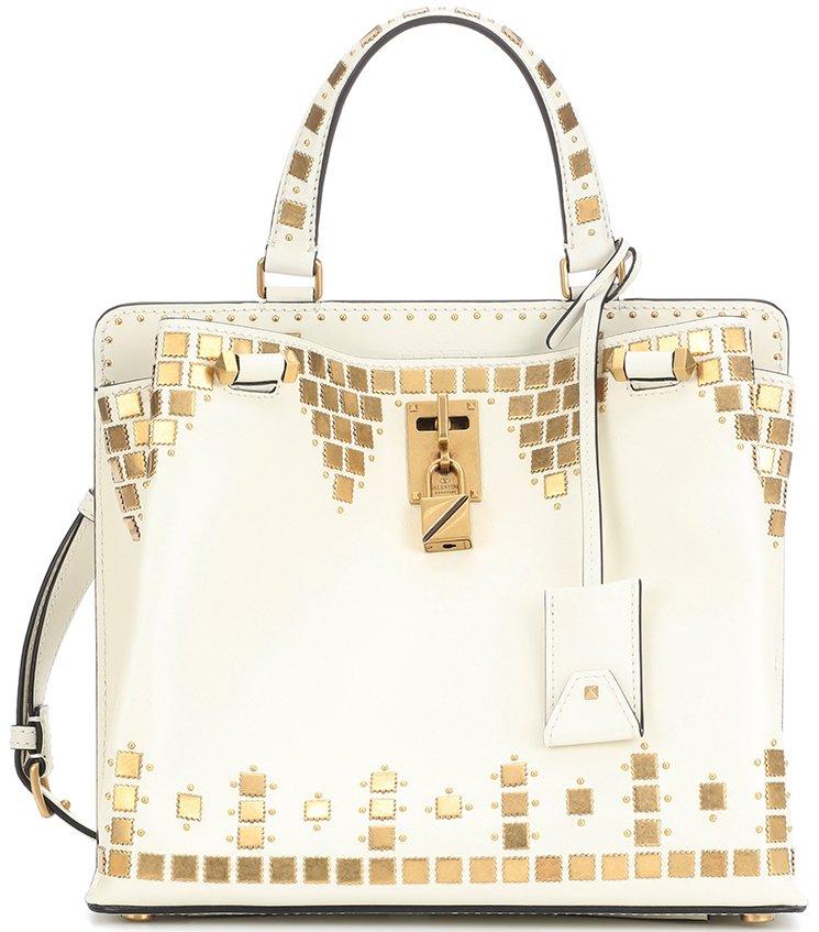 Valentino-Garavani-Gold-Studded-Joylock-Bag-3