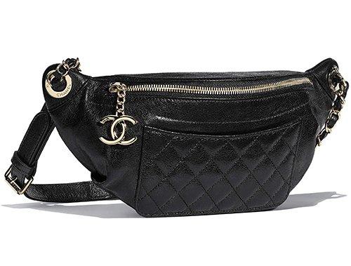 Chanel Bi Classic Waist Bag Bragmybag