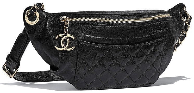 aa3ee522408d Chanel Bi Classic Waist Bag | Bragmybag