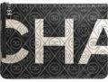 Chanel Camellia Logo O Case