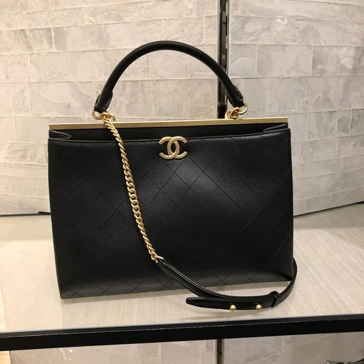 Chanel Coco Luxe Bag Bragmybag