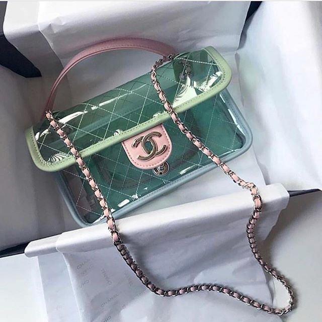 7618d528662c Chanel Coco Splash Flap Bag | Bragmybag