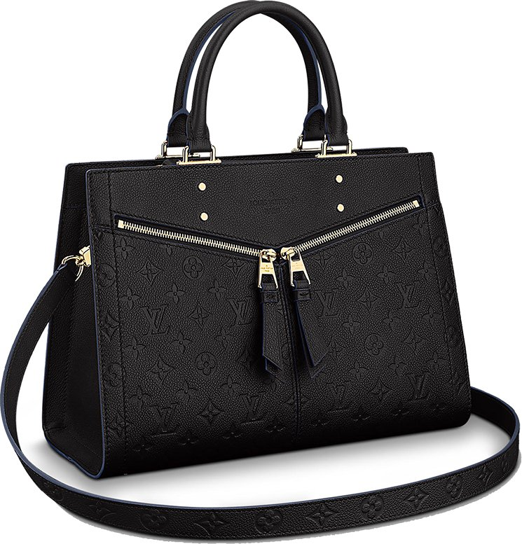Louis-Vuitton-Zipped-Tote-Bag