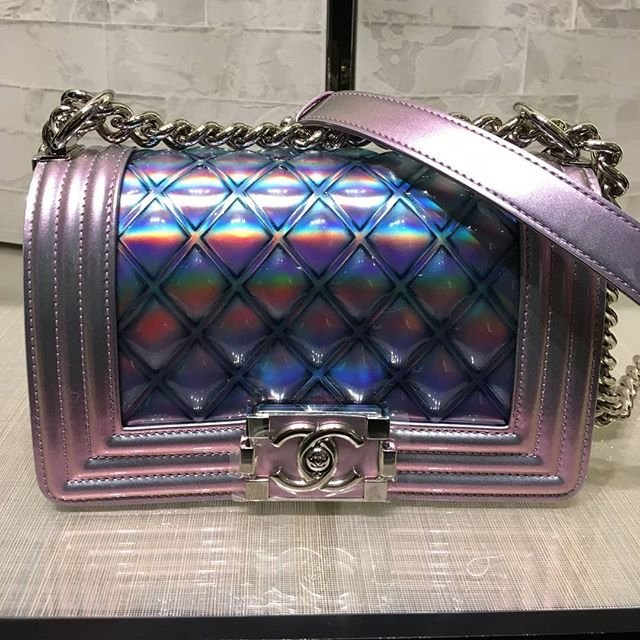 Chanel-Boy-PVC-Quilted-Bag-7