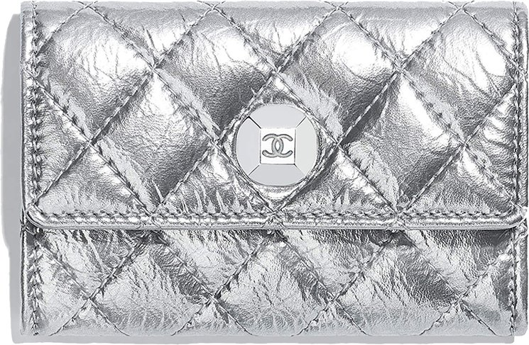 Chanel-Diamond-Coin-Purse-And-Card-Holder-2
