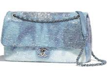 fff5817a8cfa Chanel Sequin Waterfall Bag