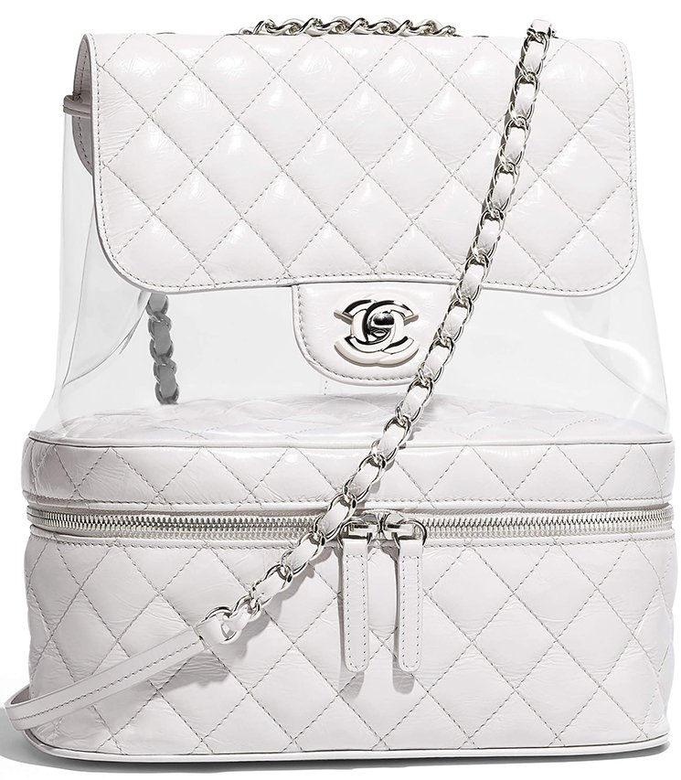 Chanel-Transparent-Vanity-Flap-Backpack-2