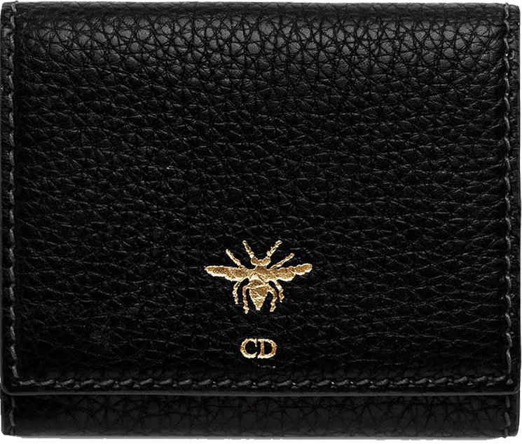 Dior-D-Bee-French-Wallets