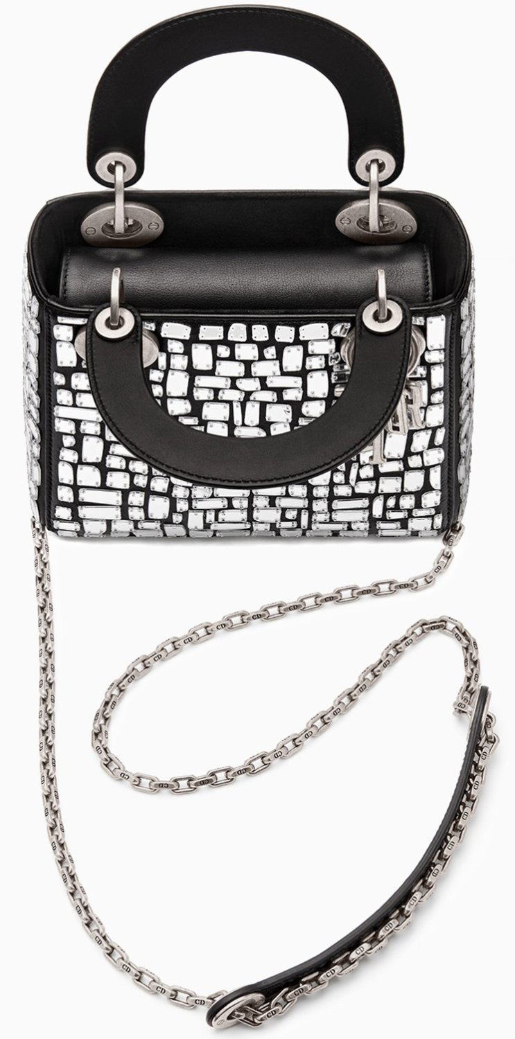 Lady Dior Mosaic Of Mirrors Bag Bragmybag