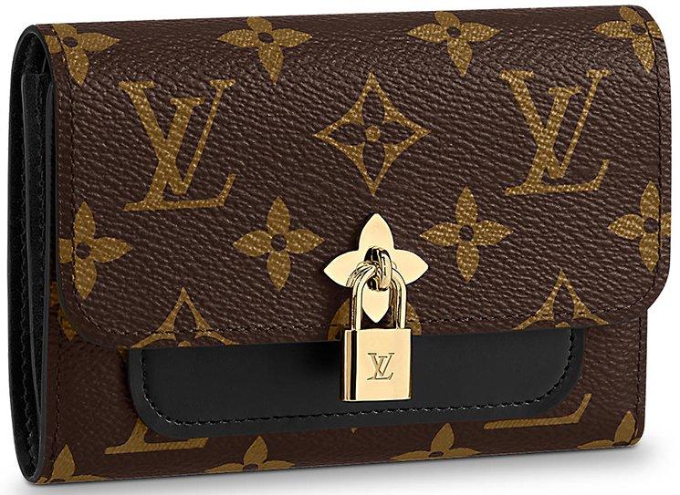 8d885ad583ee Louis-Vuitton-Flower-Lock-Wallets-13