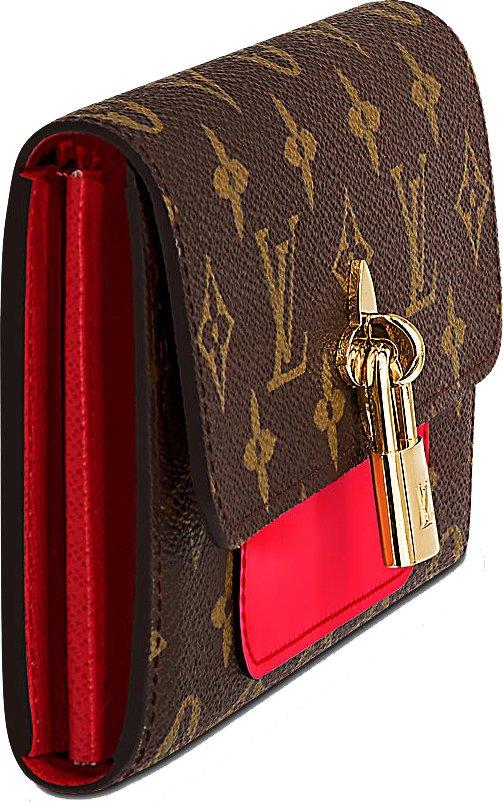 65bf9f10e3f5 Louis-Vuitton-Flower-Lock-Wallets-2