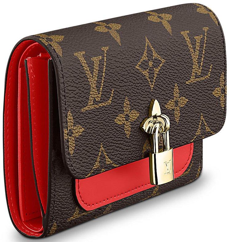 7fac44202225 Louis-Vuitton-Flower-Lock-Wallets-8