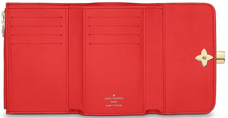 b696d3a5d820 Louis-Vuitton-Flower-Lock-Wallets-9