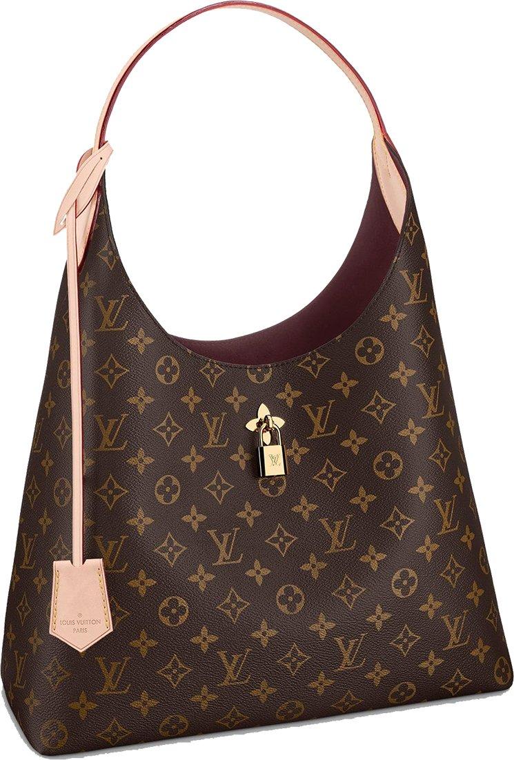 Louis-Vuitton-Hobo-Flower-Bag-6