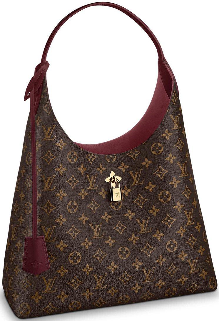 Louis-Vuitton-Hobo-Flower-Bag-7