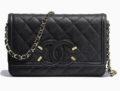 Chanel CC Filigree WOC
