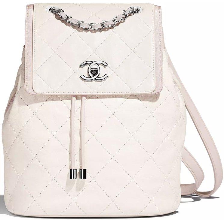 0d31521cc1bfeb Chanel Grained Crumpled Calfskin Backpack | Bragmybag