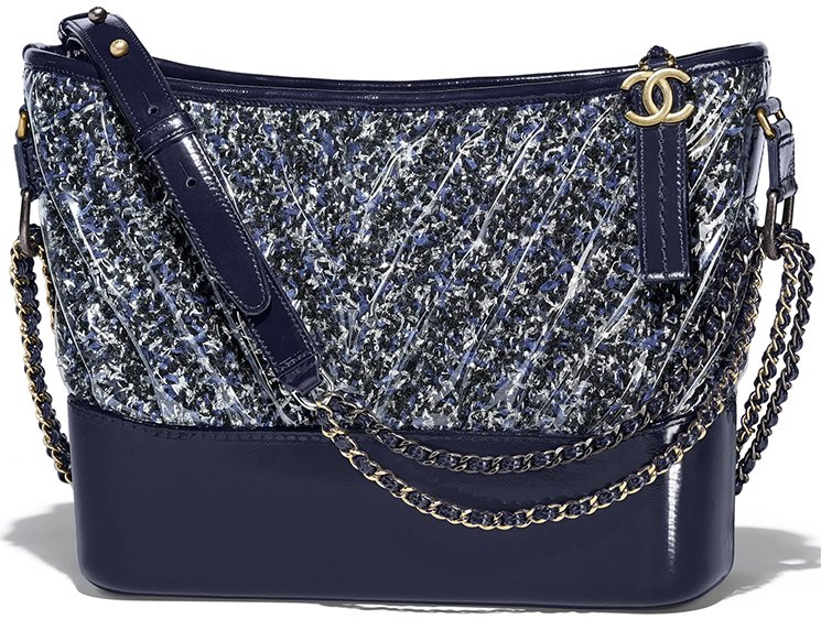 52c7091c9cb9 Chanel s Tweed Gabrielle Hobo Bag
