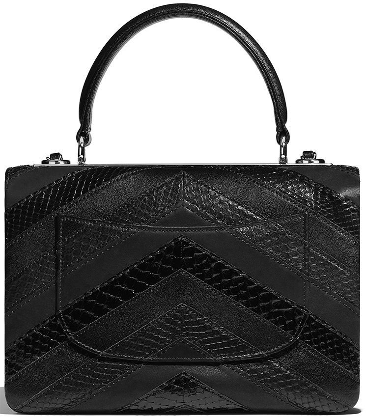 Chanel-Water-Snake-Chevron-Trendy-CC-Bag-2