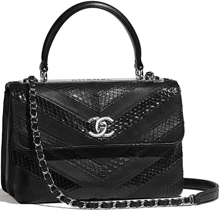 Chanel-Water-Snake-Chevron-Trendy-CC-Bag-3
