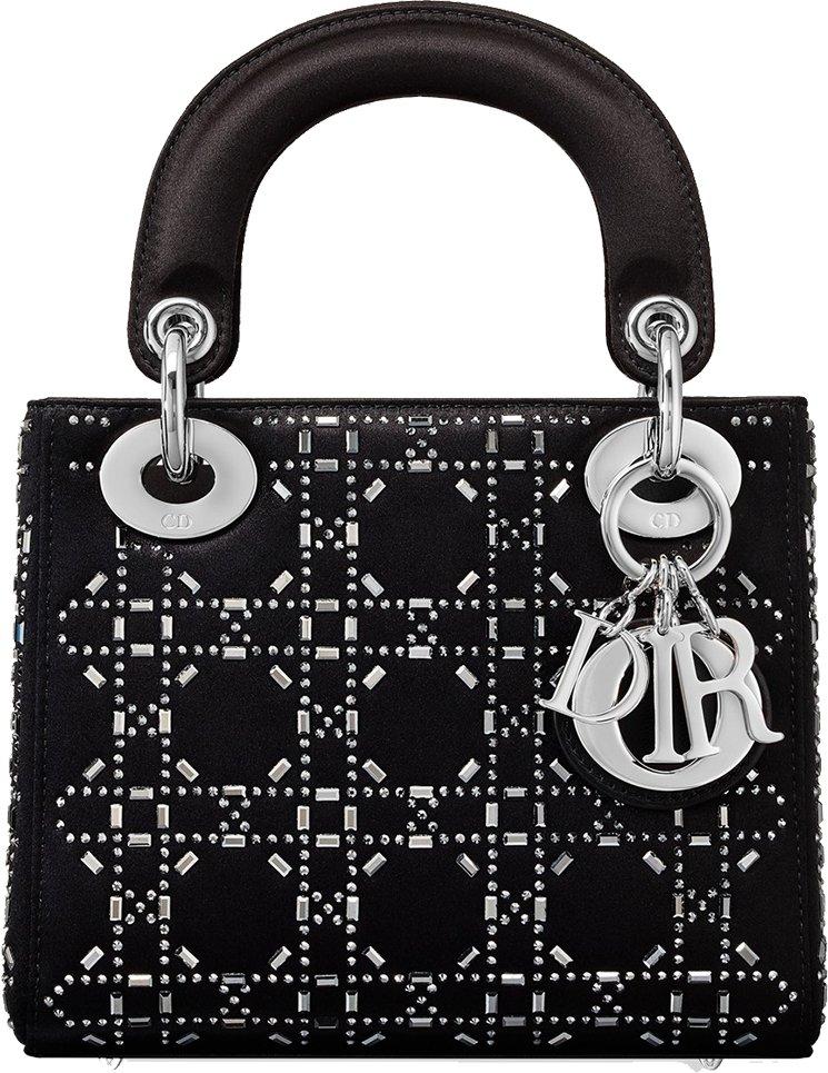 cd0fba83b8a0 Lady Dior Rhinestones Cannage Bag – Bragmybag
