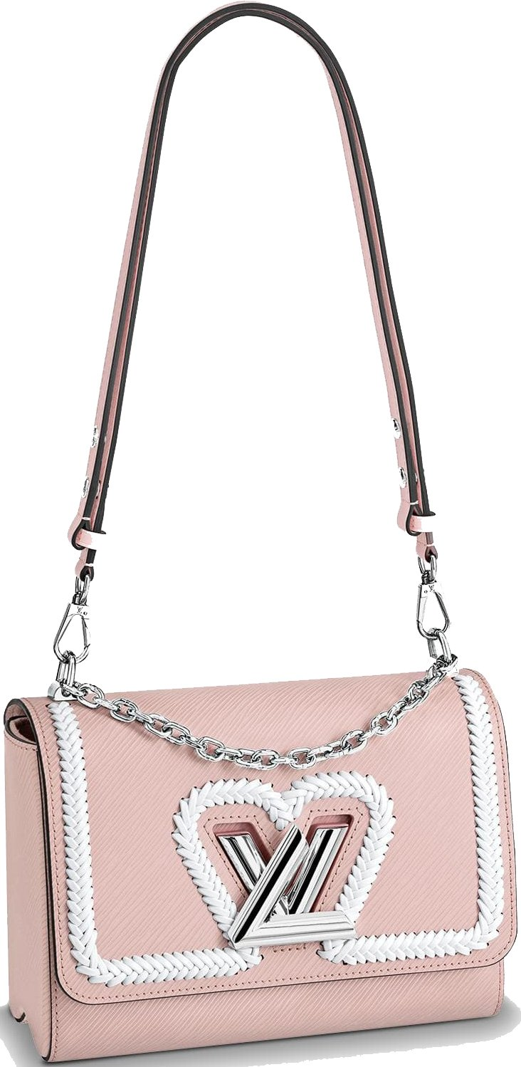 Louis-Vuitton-Braided-Heart-Twist-Bag