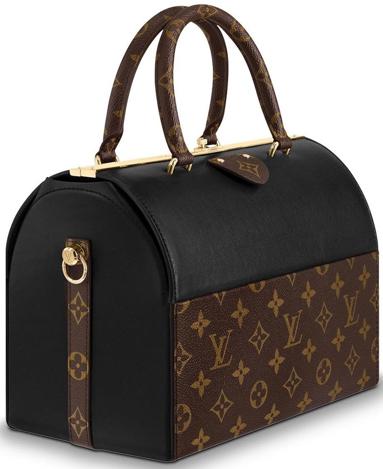 Louis-Vuitton-Monogram-Leather-Speedy-Doctor-Bag-2