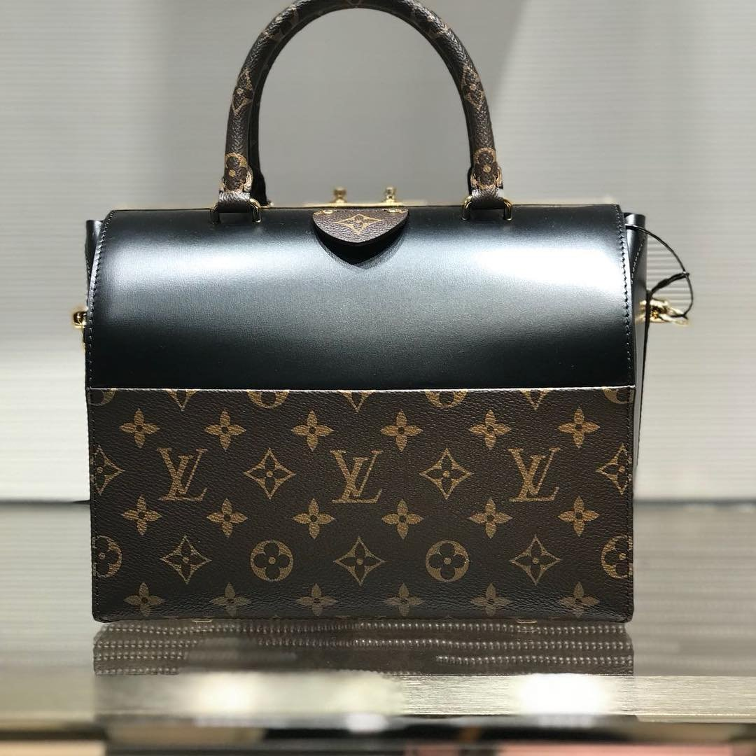Louis-Vuitton-Monogram-Leather-Speedy-Doctor-Bag-7