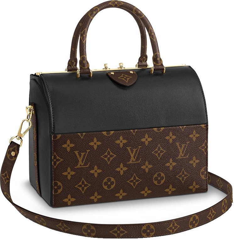 Louis-Vuitton-Monogram-Leather-Speedy-Doctor-Bag