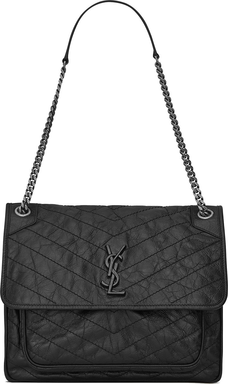 Saint-Laurent-Niki-Chain-Bag