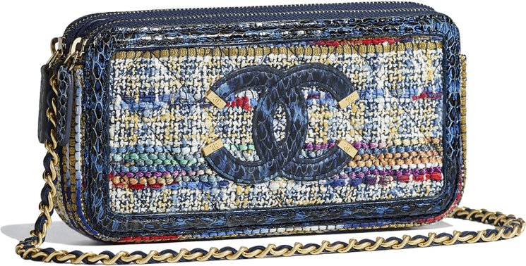 chanel-cc-filigree-snakes-skin-clutch-with-chain