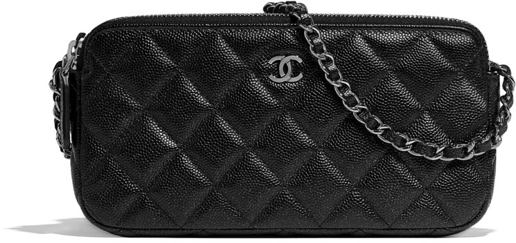 b49a292db9f1 chanel-classic-clutch-with-chain-2. Chanel Grained Calfskin ...