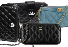 665881e7b58cc The So Many Chanel Clutch With Chain