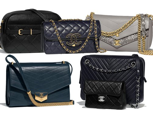Chanel Pre-Fall 2018 Seasonal Bag Collection  2a84080bd2be6