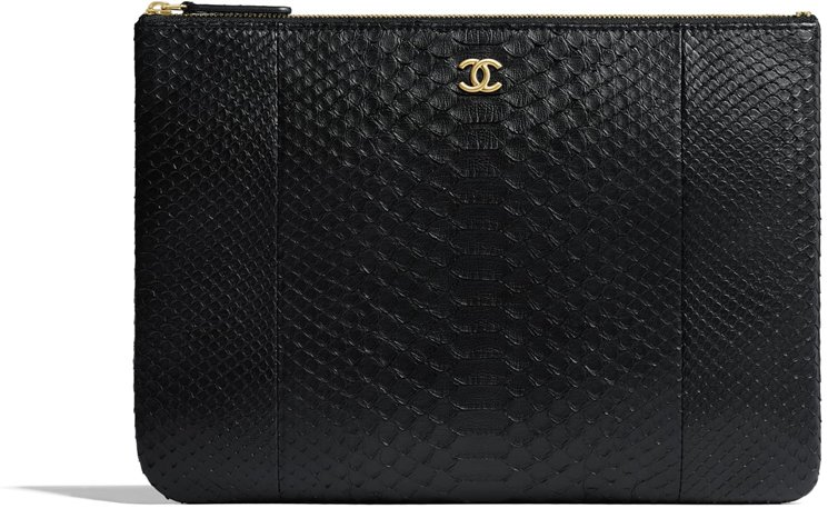 chanel-python-classic-o-case