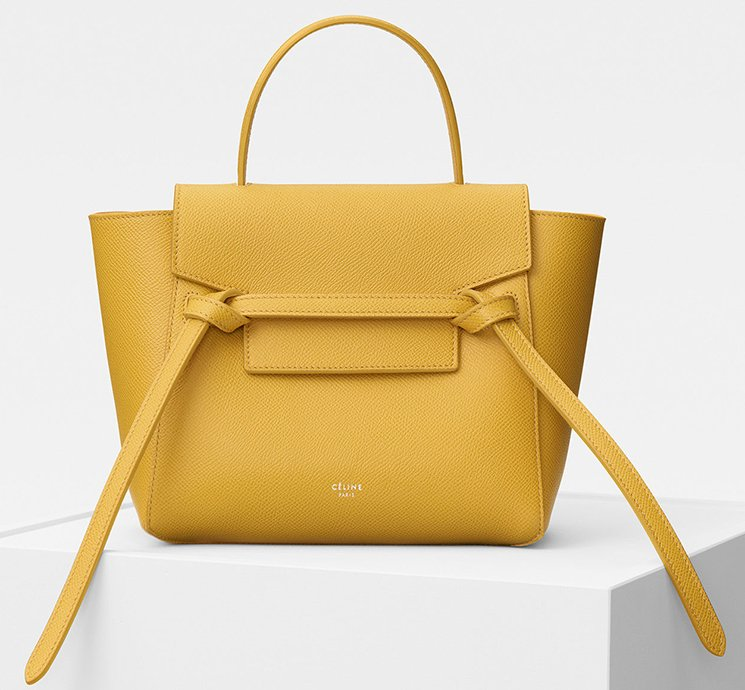 679cea5d4a1c Celine Fall 2018 Classic Bag Collection