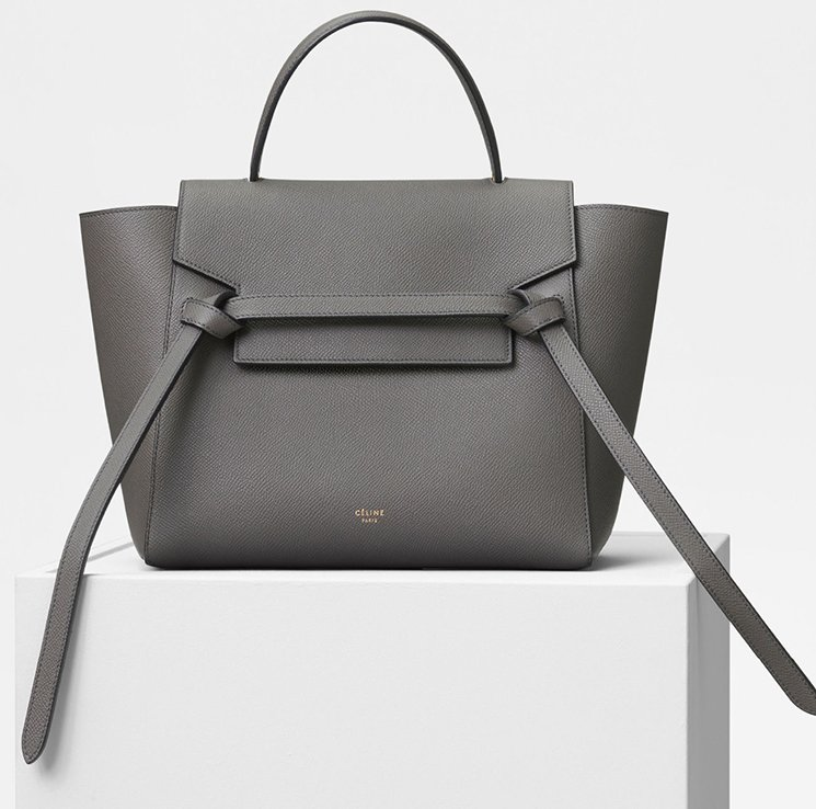 c391364a0861a Celine Fall 2018 Classic Bag Collection | Bragmybag