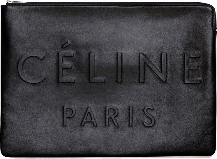 Celine-Made-In-Large-Clutch-Pouch
