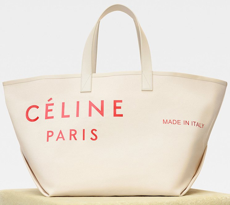 Celine-Made-In-Tote-Bag