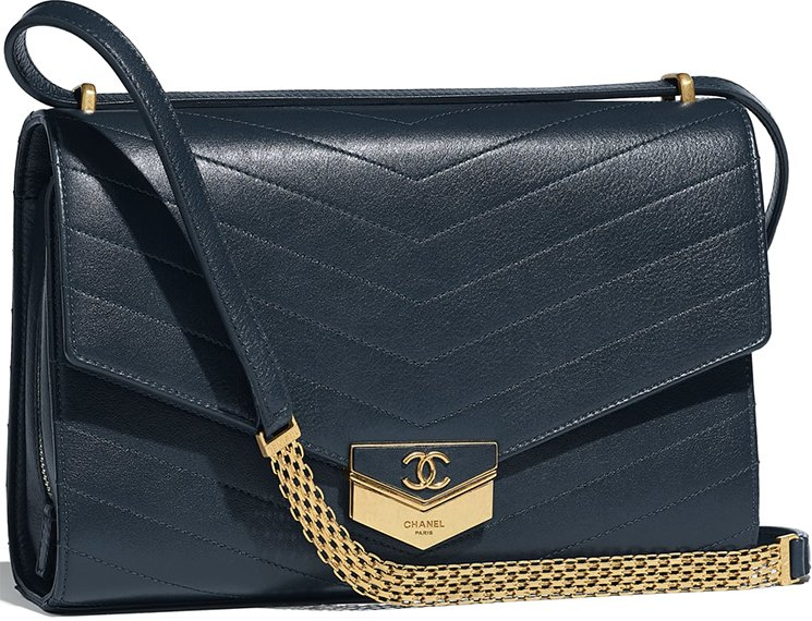 Chanel-Chevron-Medal-Flap-Bag-13