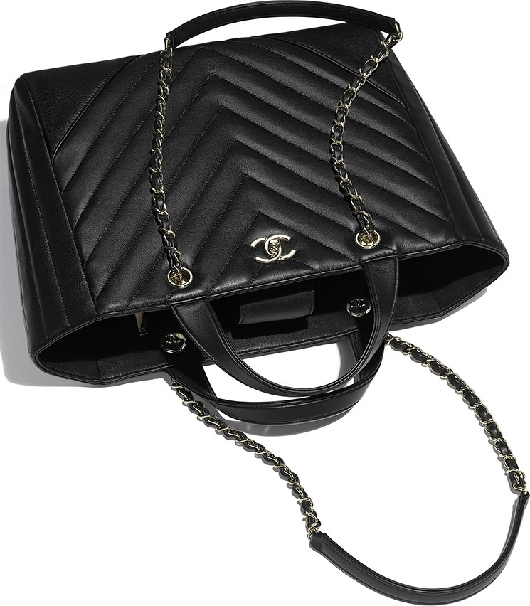 Chanel-Chevron-Statement-Tote-Bag-3