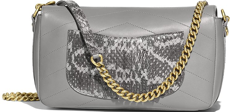 Chanel-Elaphe-Double-Chevron-Flap-Bag-5