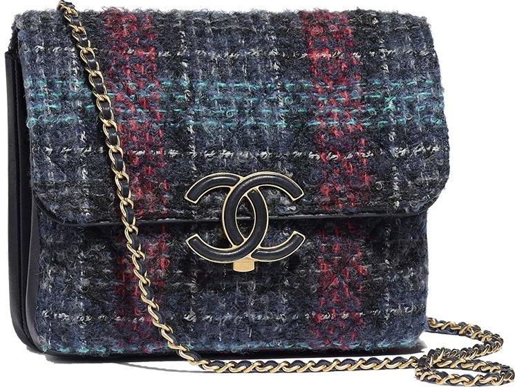 7c9a5211ae29 Chanel Enamel CC Square Bag | Bragmybag