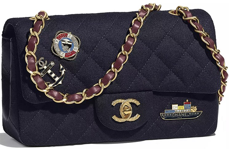 Chanel-Pre-Fall 2018 Bag Collection-16