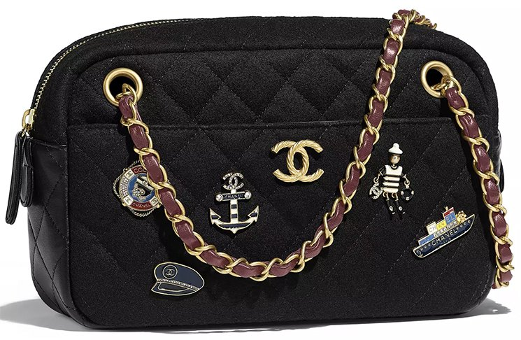 Chanel-Pre-Fall 2018 Bag Collection-6