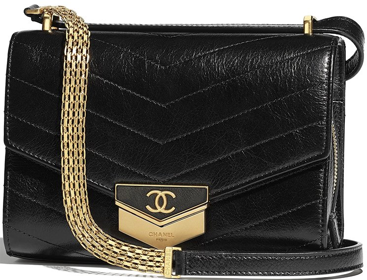 Chanel Pre-Fall 2018 Seasonal Bag Collection – Bragmybag 0a1023ed13801