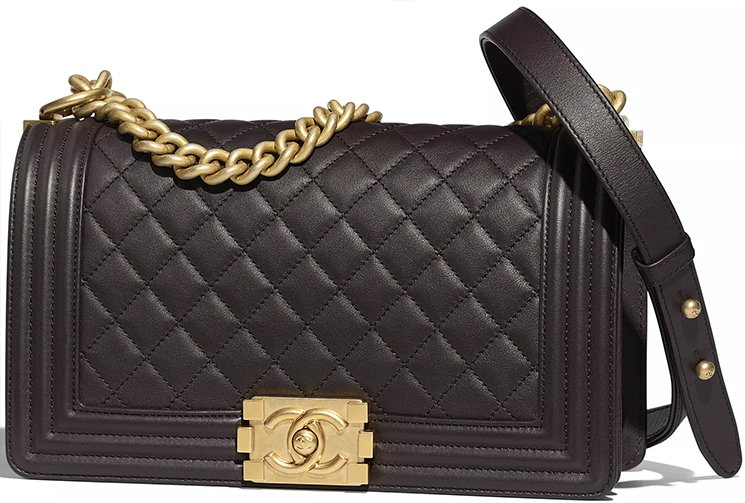 Chanel Pre Fall 2018 Classic Bag Collection Bragmybag