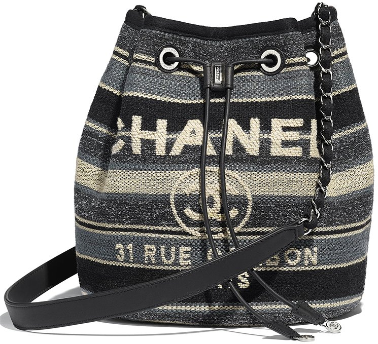 cf93b48fef22 Chanel Pre-Fall 2018 Seasonal Bag Collection